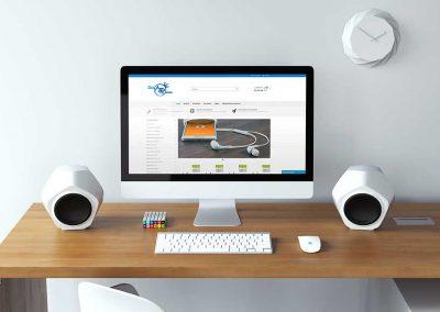 Diseño web electrónica
