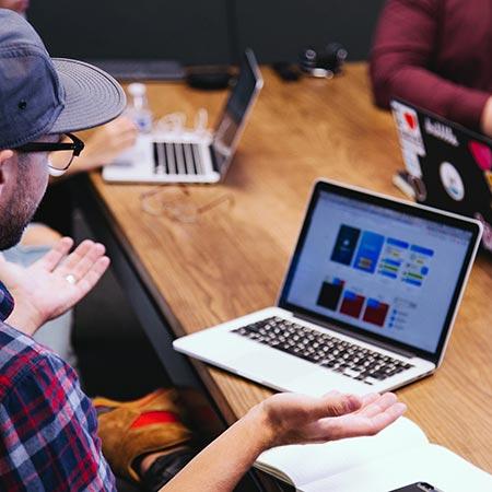 Descubre nuestro trabajo de posicionamiento Web SEO para empresas.